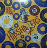 VA. R&B HIPSHAKERS Vol.1 -2xLP- TEACH ME TO MONKEY- Mr FINE WINE COMP KING LABEL